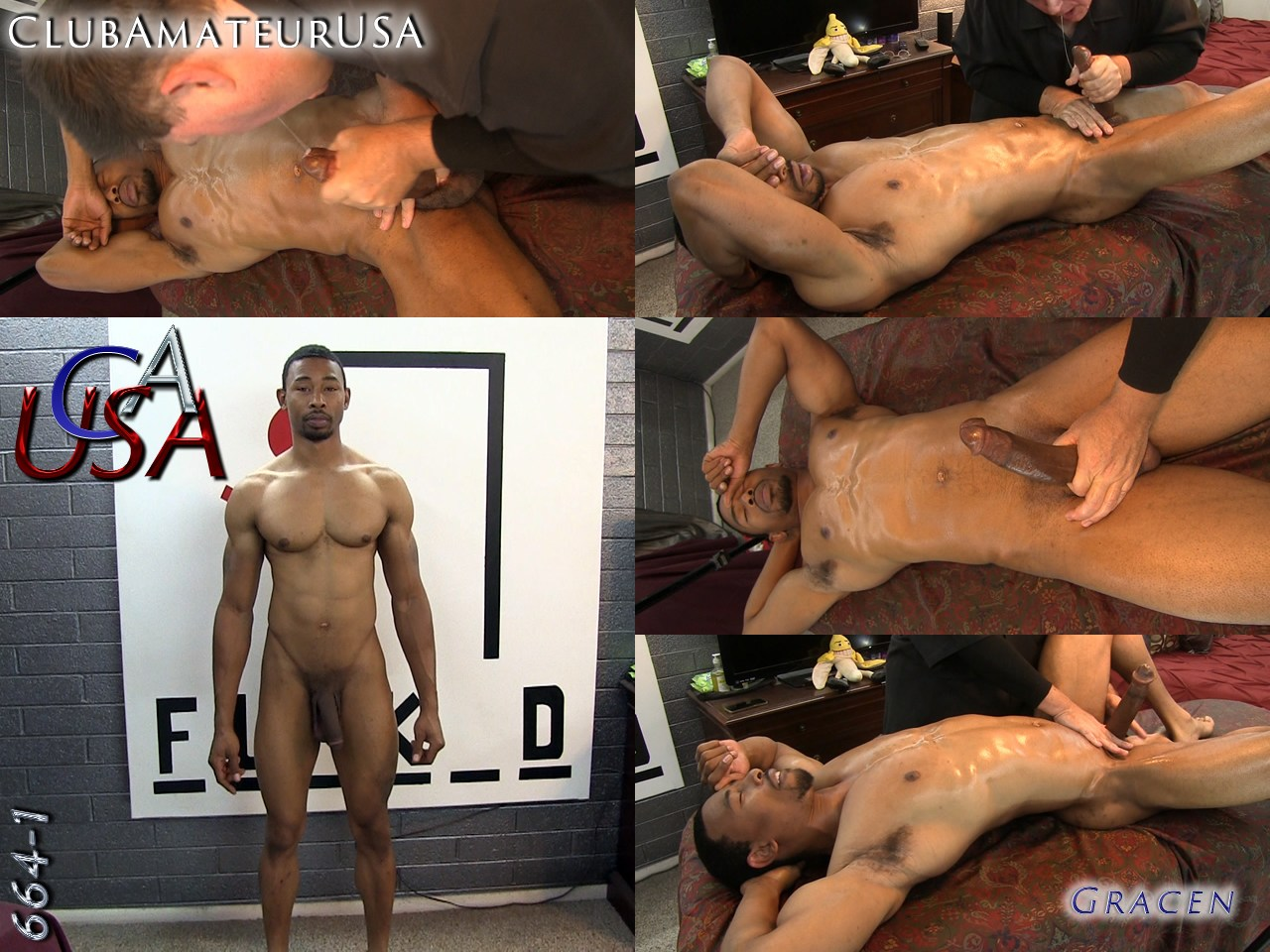 Download or Stream CAUSA 664 Gracen - 1 of 2 - Click Here Now
