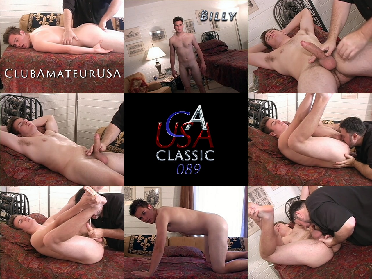 Download or Stream Classic CAUSA 089 Billy - Click Here Now
